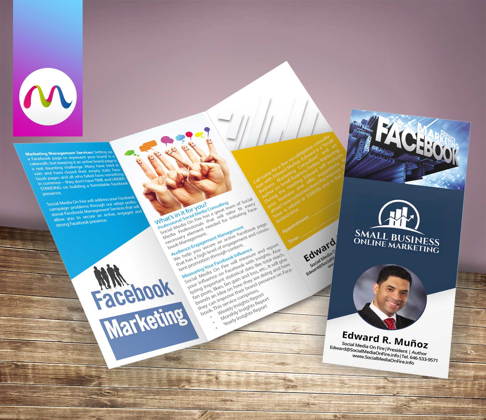 Trifold Flyer Designs