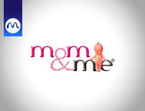 Mom and Me Logo
