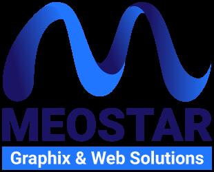 Meostar Graphix & Web Solutions Retina Logo